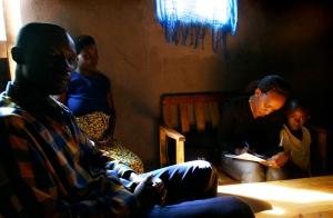 Community Health Worker PIH Rwanda 046