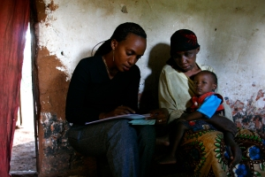 Community Health Worker PIH Rwanda 050-1