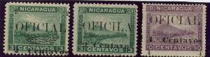 Nicaraguan Stamps